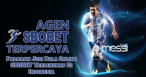 Pasaran Judi Bola Online SBOBET Terlengkap Di Indonesia